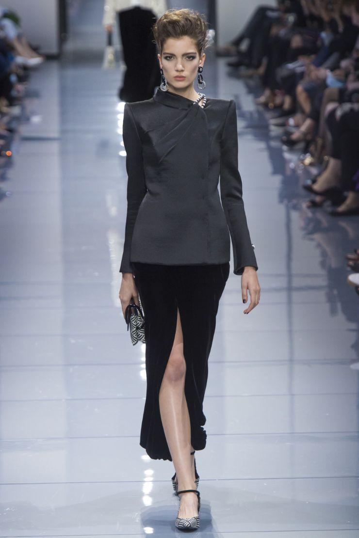 Armani Priv+¬ Haute Couture FW 2016 Paris (26)