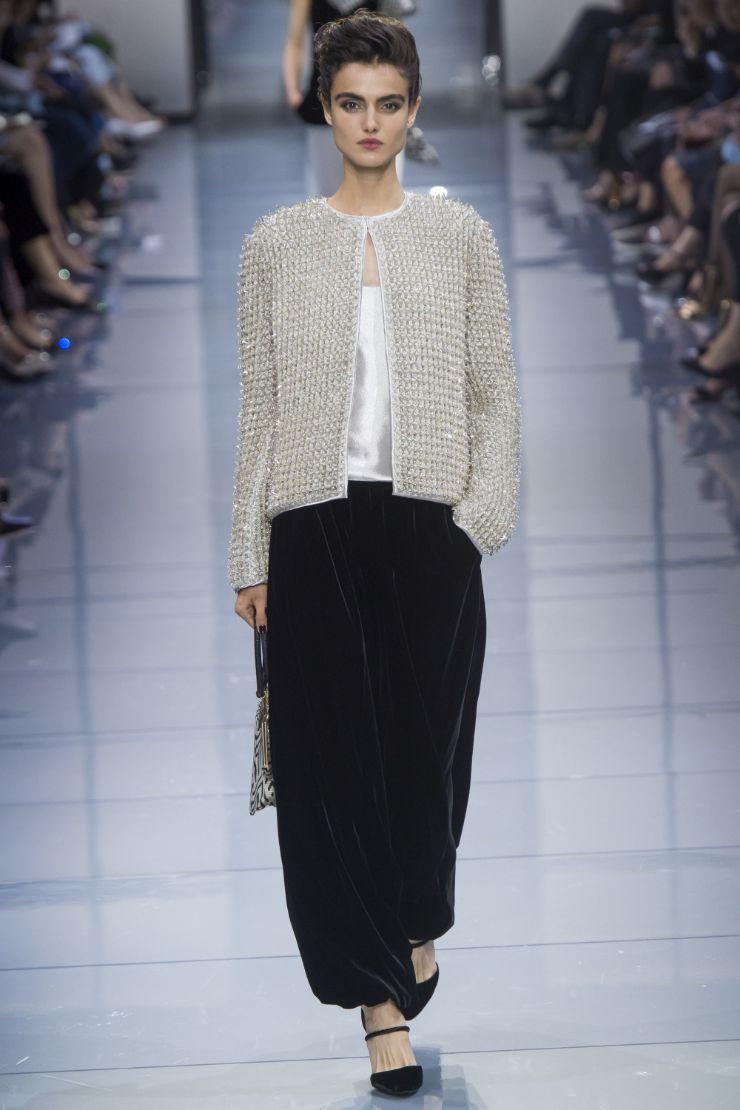 Armani Priv+¬ Haute Couture FW 2016 Paris (27)