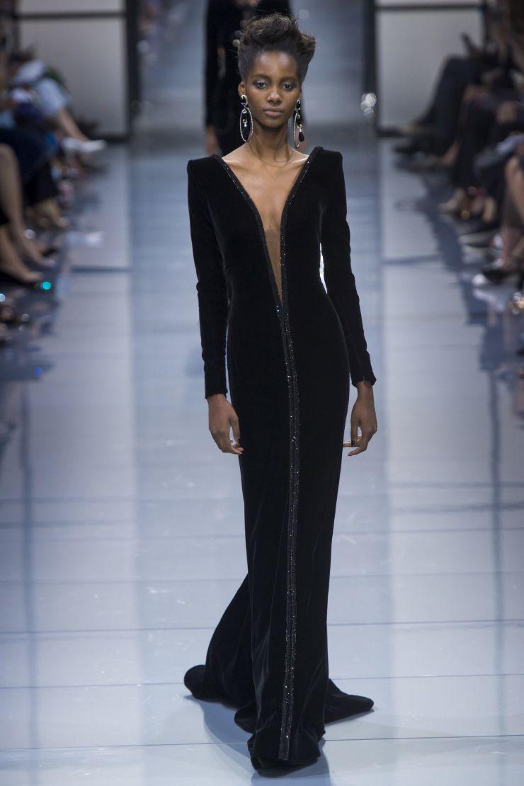 Armani Priv+¬ Haute Couture FW 2016 Paris (39)