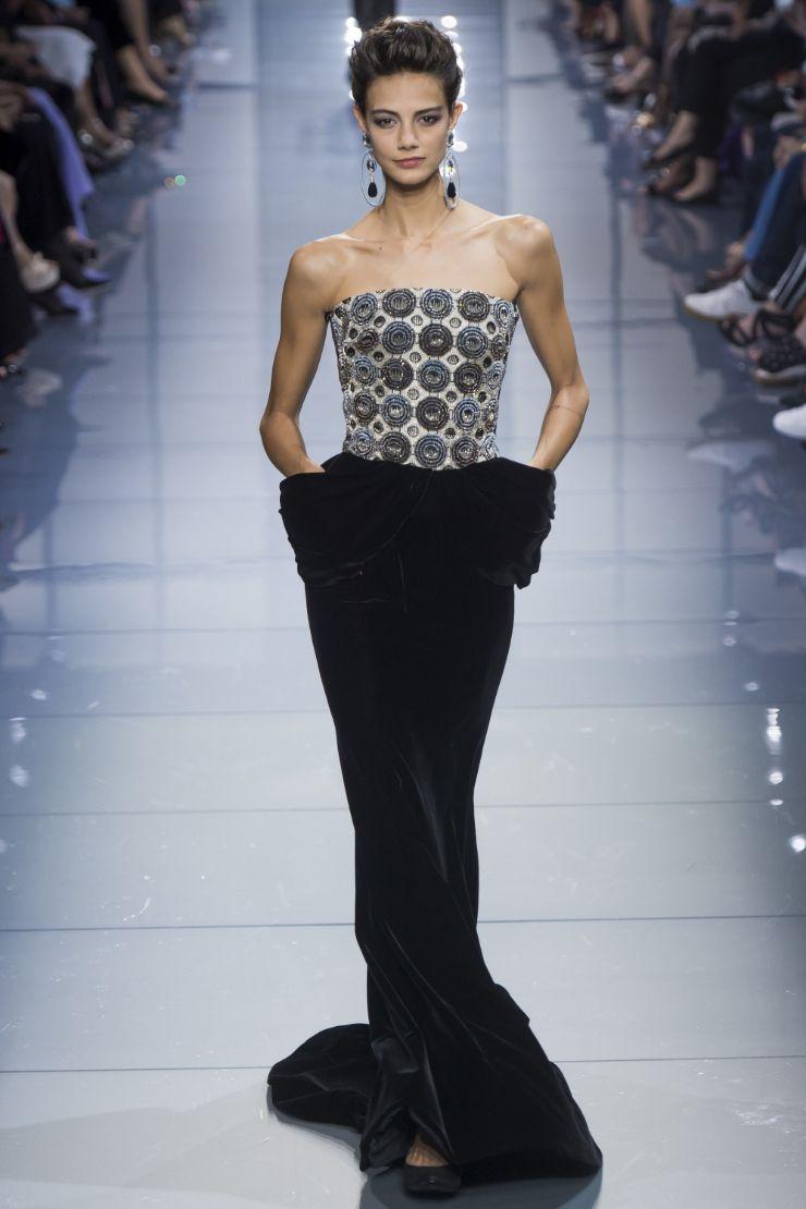 Armani Priv+¬ Haute Couture FW 2016 Paris (48)