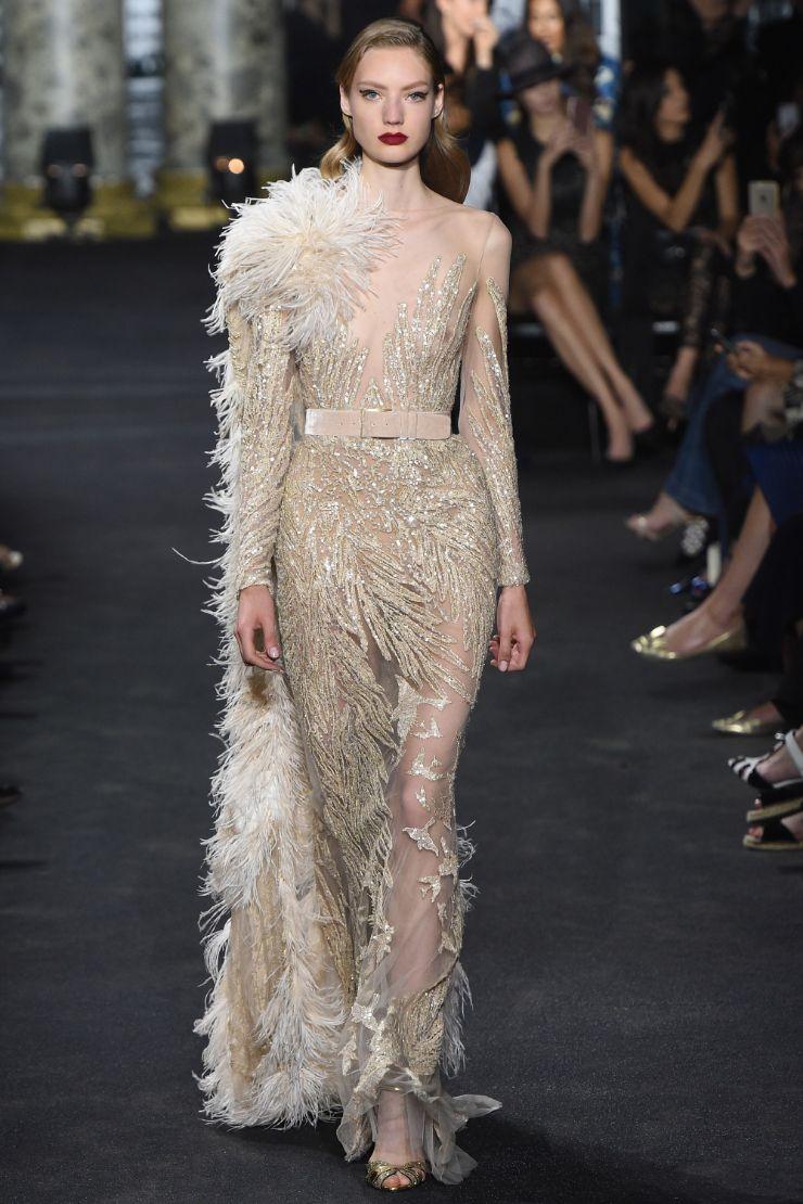 Elie Saab Haute Couture FW 2016 Paris (17)