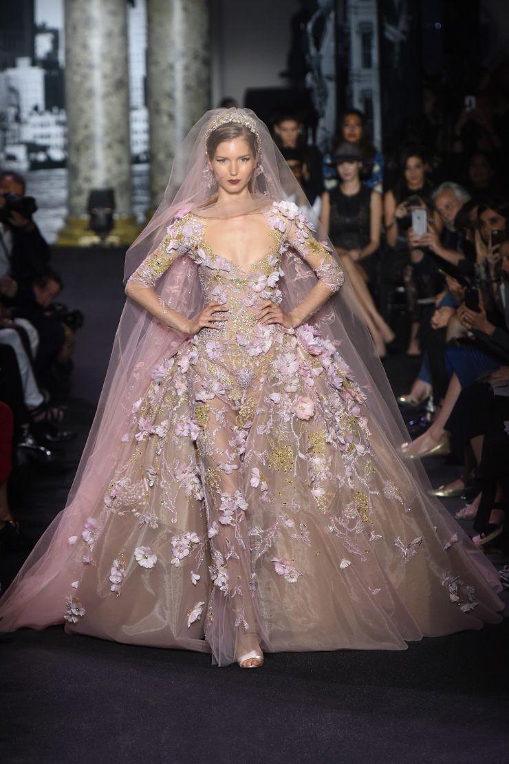 Elie Saab Haute Couture FW 2016 Paris (55)
