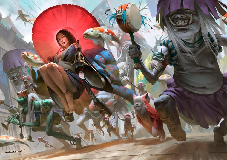 Fantasy Portait Illustrations by Zeen Chin (4)
