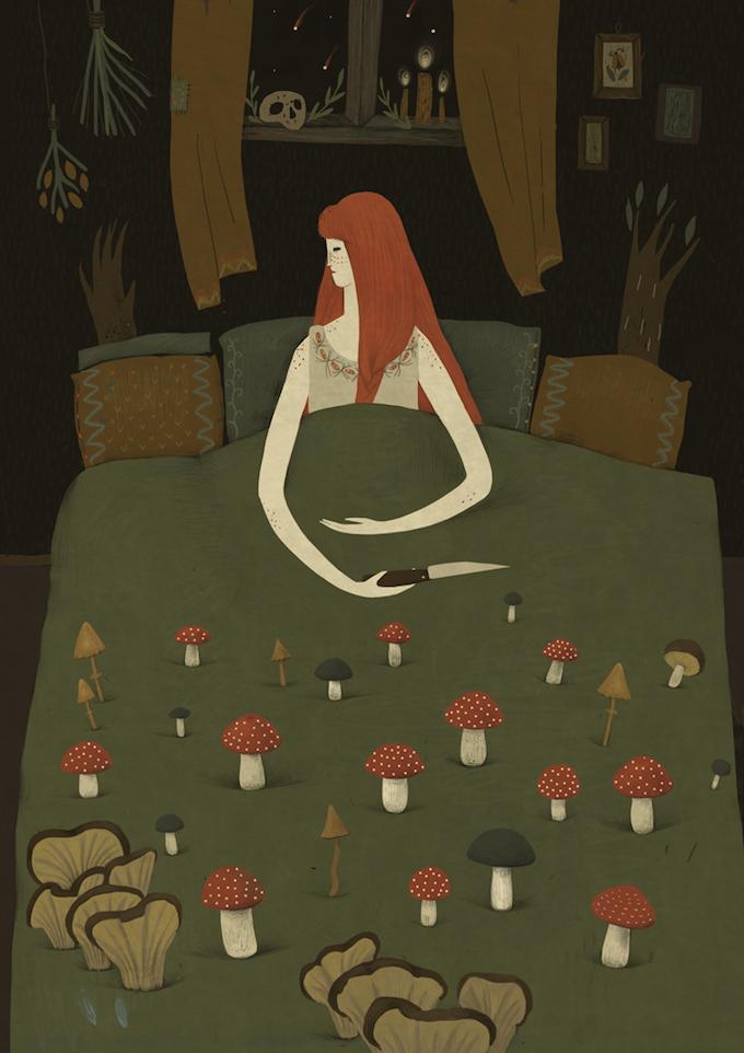 Illustrations by Alexandra Dvornikova (6)