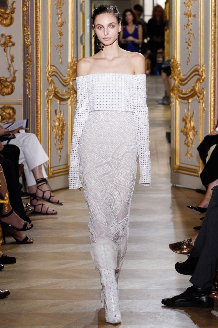 J. Mendel Haute Couture FW 2016 Paris (1)