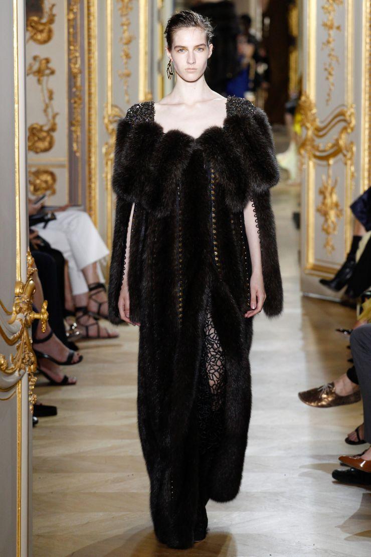J. Mendel Haute Couture FW 2016 Paris (23)