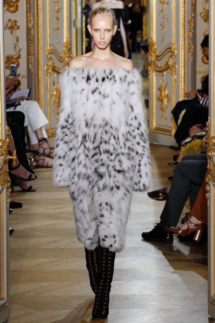 J. Mendel Haute Couture FW 2016 Paris (6)