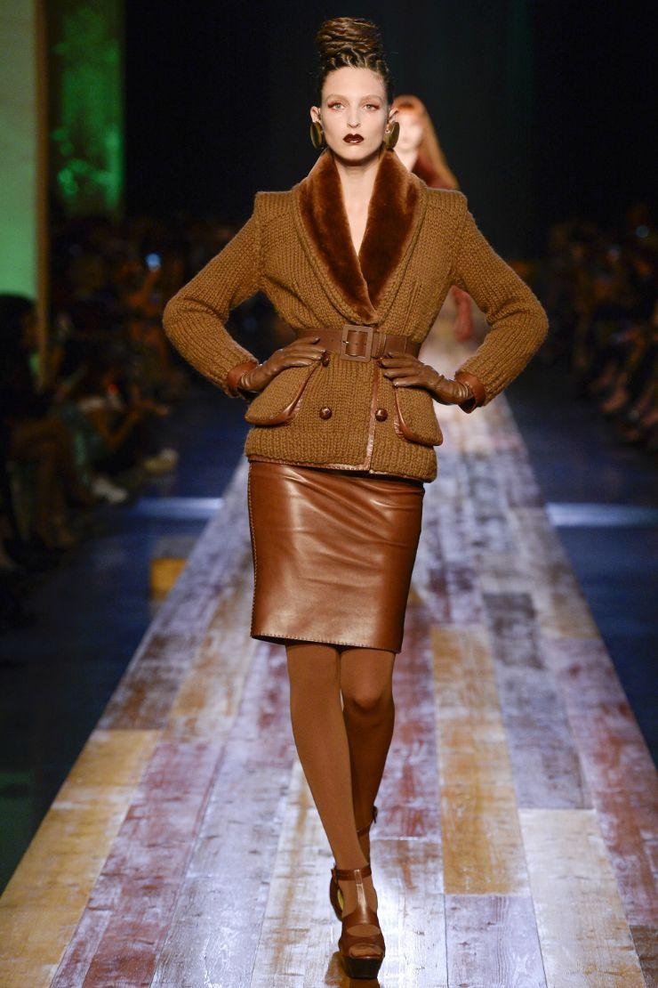 Jean Paul Gaultier Haute Couture FW 2016 Paris (10)