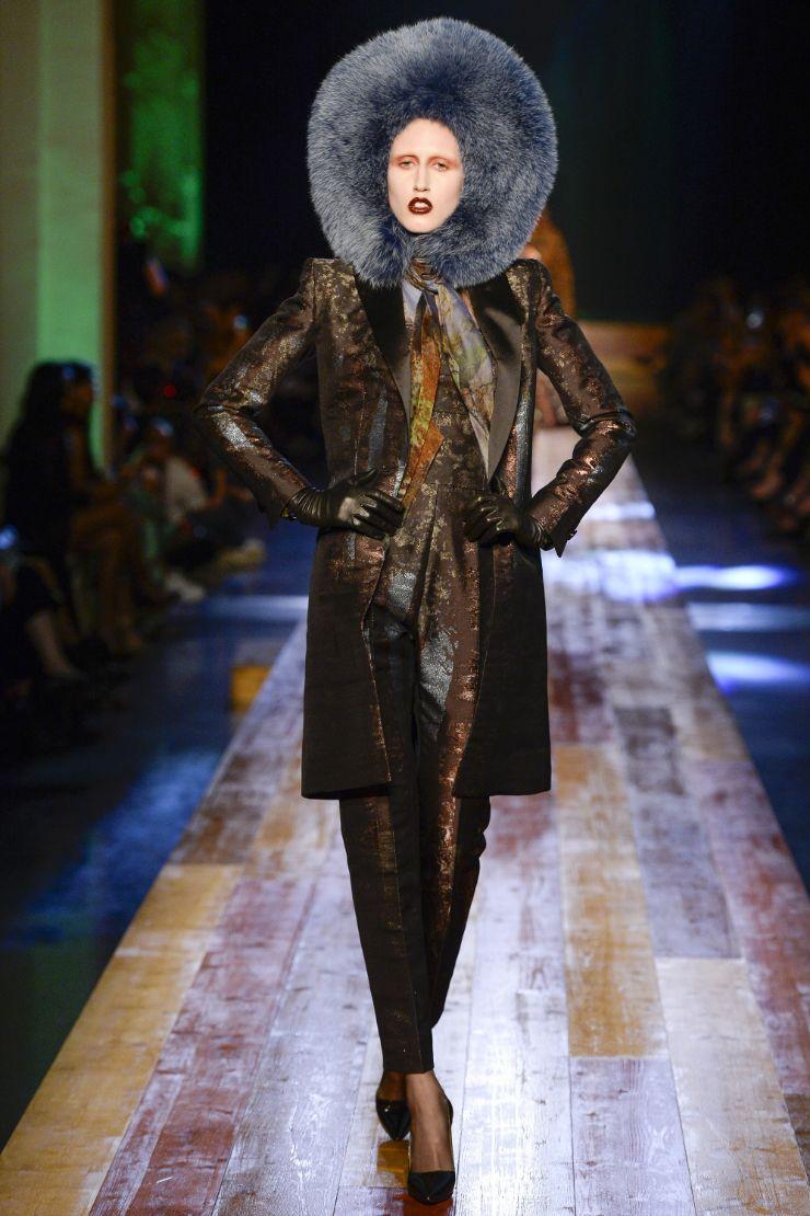 Jean Paul Gaultier Haute Couture FW 2016 Paris (13)