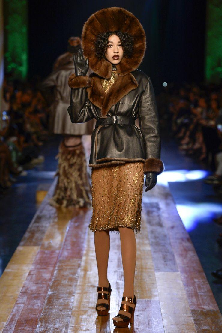 Jean Paul Gaultier Haute Couture FW 2016 Paris (18)