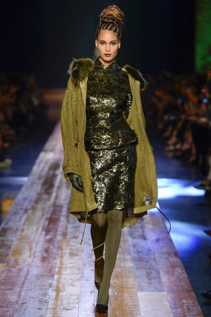 Jean Paul Gaultier Haute Couture FW 2016 Paris (19)