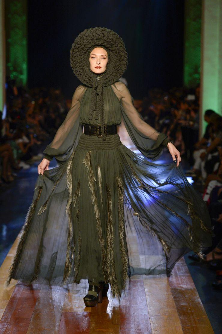 Jean Paul Gaultier Haute Couture FW 2016 Paris (20)