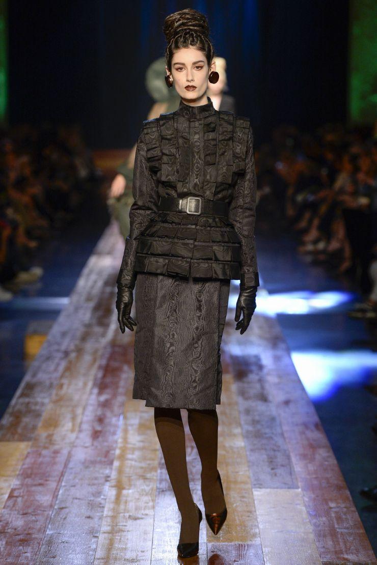 Jean Paul Gaultier Haute Couture FW 2016 Paris (21)
