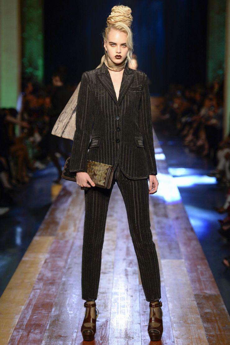 Jean Paul Gaultier Haute Couture FW 2016 Paris (22)