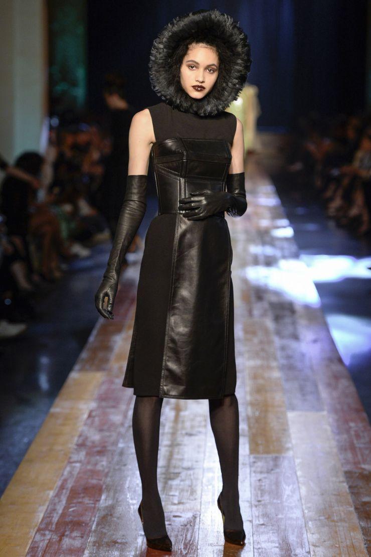 Jean Paul Gaultier Haute Couture FW 2016 Paris (24)