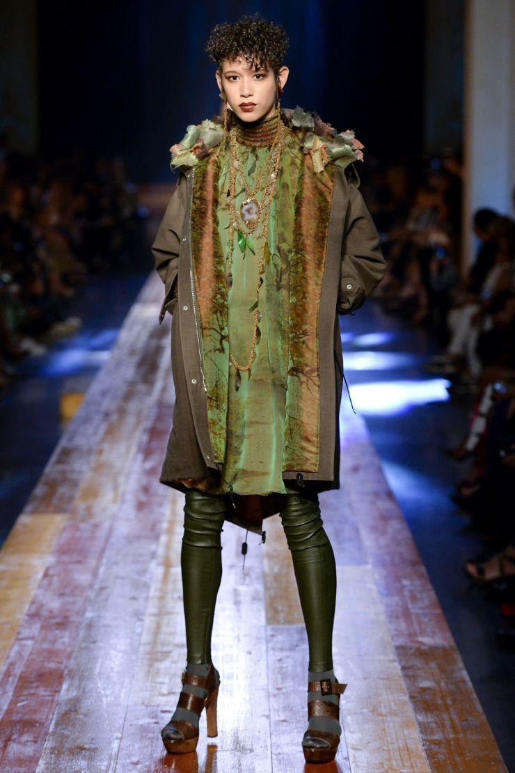 Jean Paul Gaultier Haute Couture FW 2016 Paris (25)