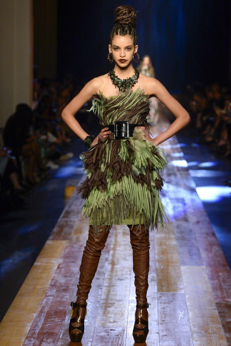 Jean Paul Gaultier Haute Couture FW 2016 Paris (32)