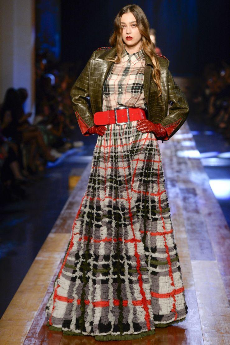 Jean Paul Gaultier Haute Couture FW 2016 Paris (33)