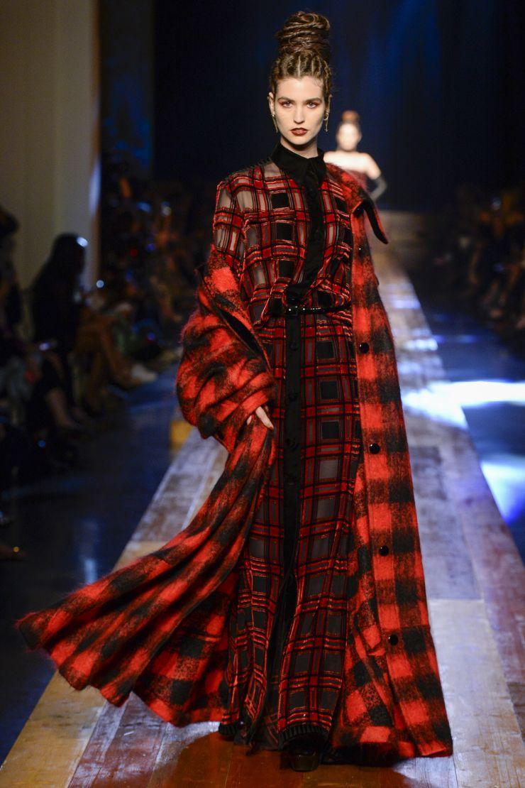 Jean Paul Gaultier Haute Couture FW 2016 Paris (34)
