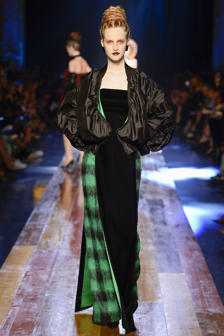 Jean Paul Gaultier Haute Couture FW 2016 Paris (36)