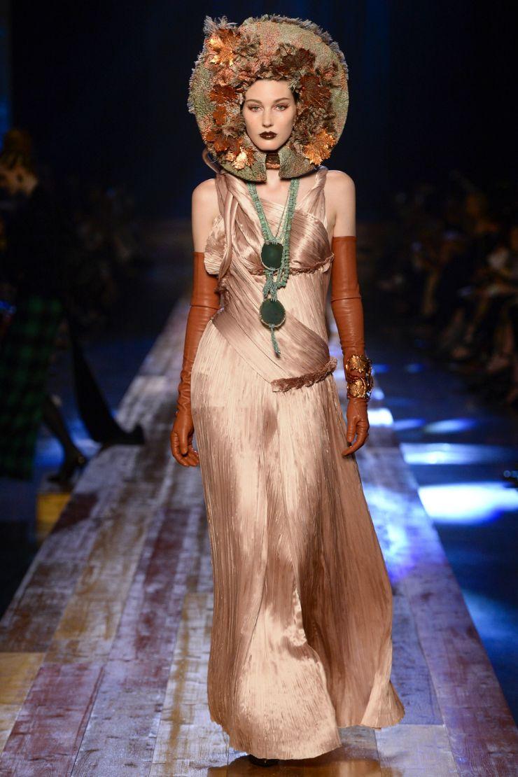 Jean Paul Gaultier Haute Couture FW 2016 Paris (37)