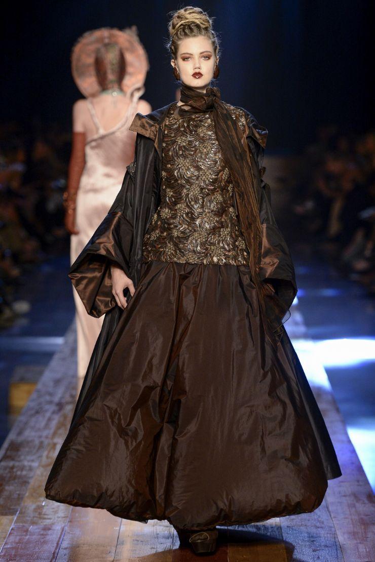 Jean Paul Gaultier Haute Couture FW 2016 Paris (38)