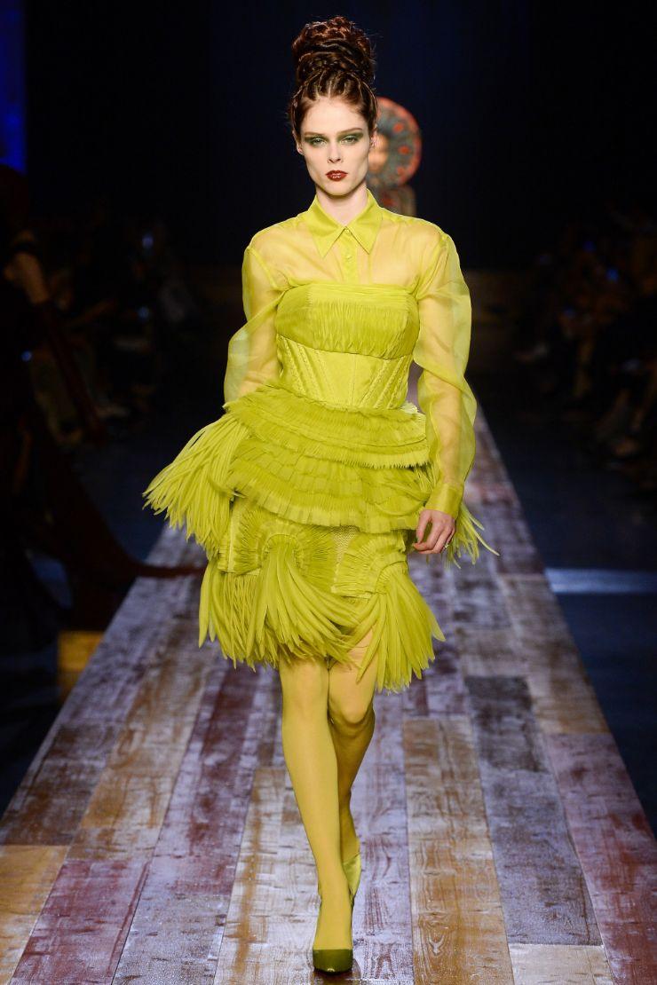 Jean Paul Gaultier Haute Couture FW 2016 Paris (42)