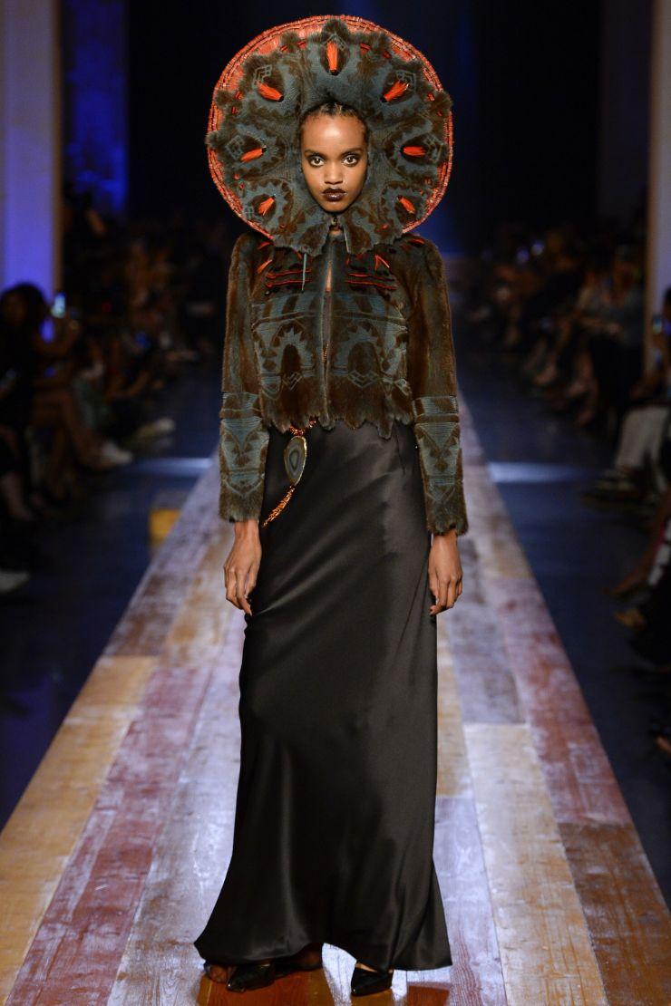 Jean Paul Gaultier Haute Couture FW 2016 Paris (43)