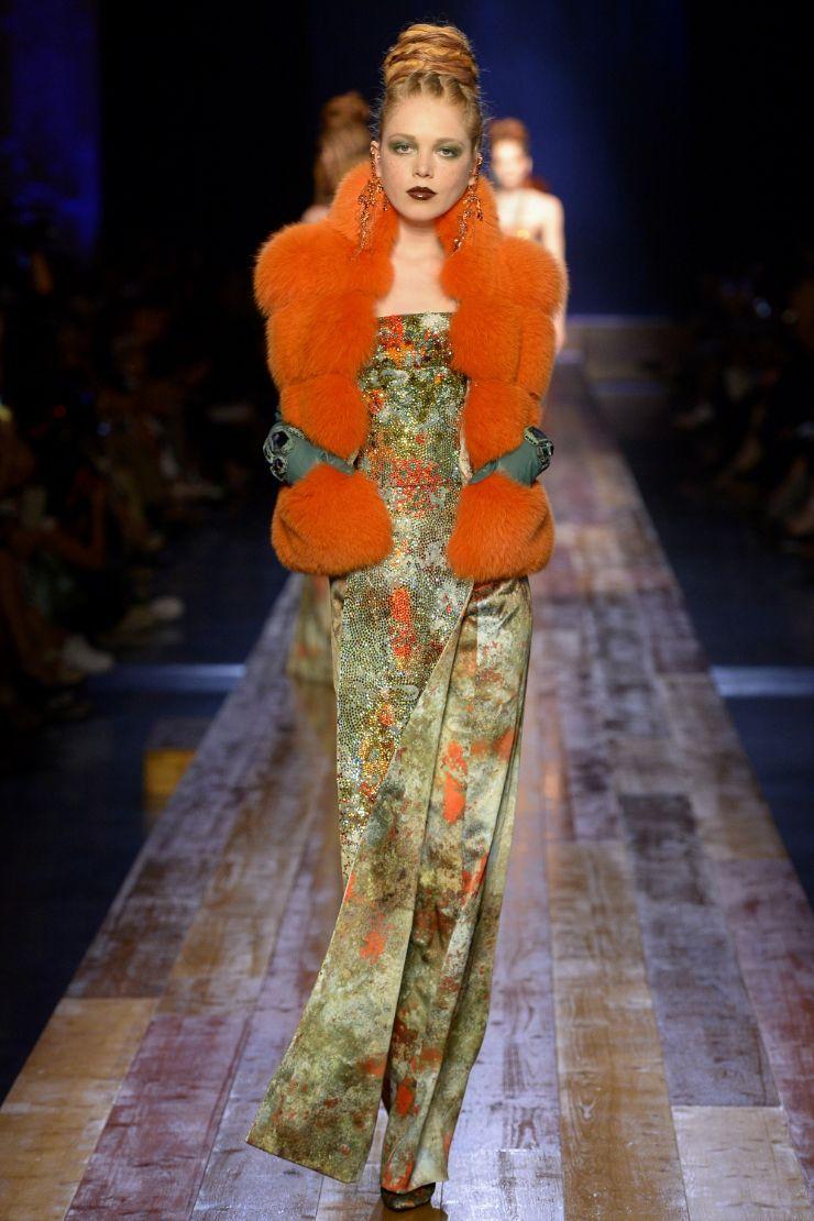 Jean Paul Gaultier Haute Couture FW 2016 Paris (45)