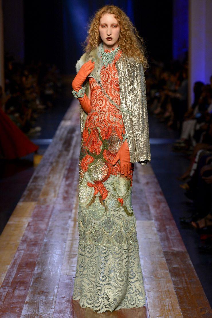 Jean Paul Gaultier Haute Couture FW 2016 Paris (48)