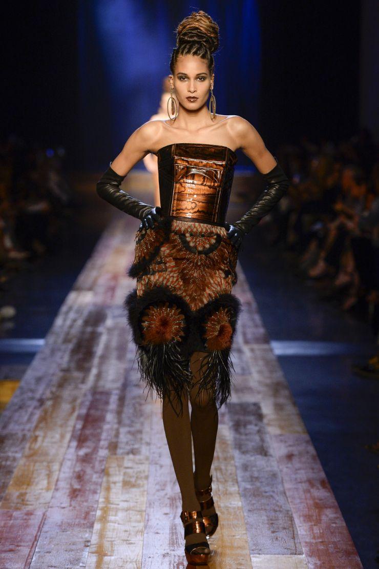 Jean Paul Gaultier Haute Couture FW 2016 Paris (50)