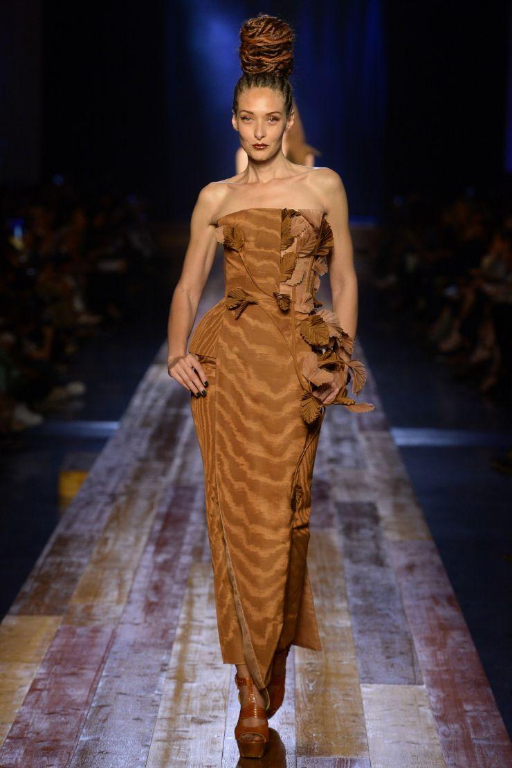 Jean Paul Gaultier Haute Couture FW 2016 Paris (51)