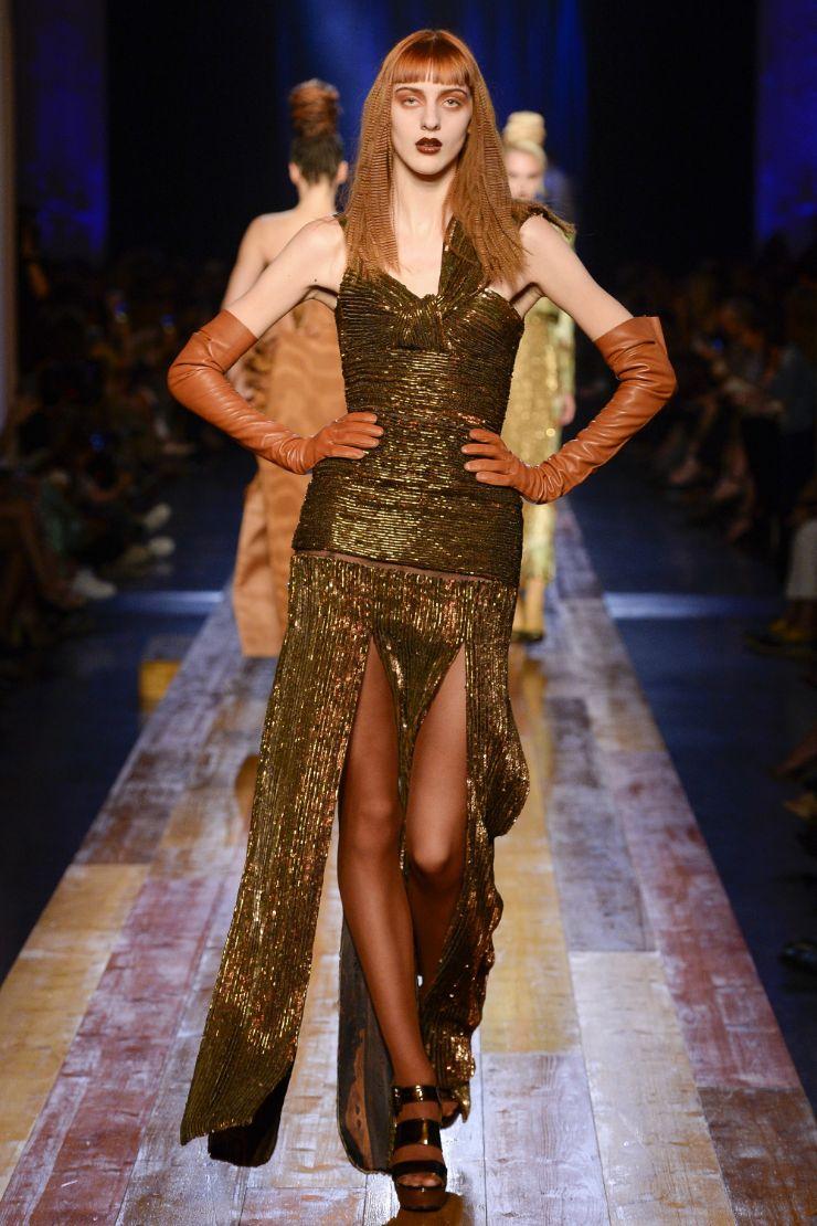 Jean Paul Gaultier Haute Couture FW 2016 Paris (52)