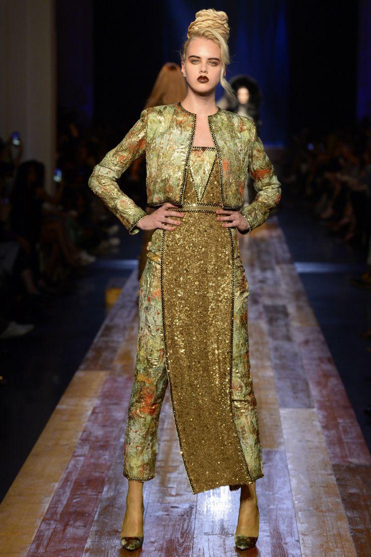Jean Paul Gaultier Haute Couture FW 2016 Paris (53)