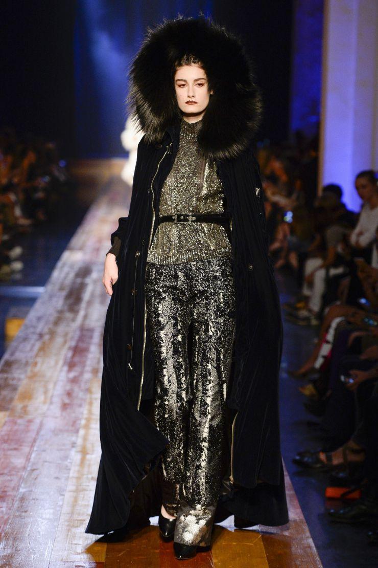 Jean Paul Gaultier Haute Couture FW 2016 Paris (54)