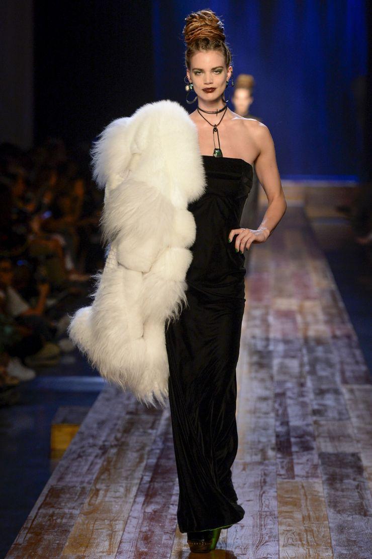 Jean Paul Gaultier Haute Couture FW 2016 Paris (55)