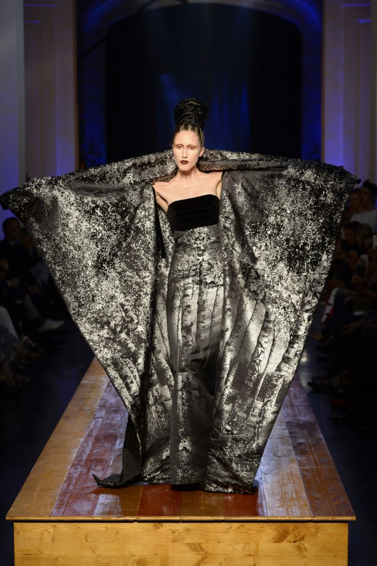 Jean Paul Gaultier Haute Couture FW 2016 Paris (57)