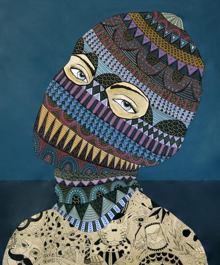 Masked Women by Rune Christensen  (1)