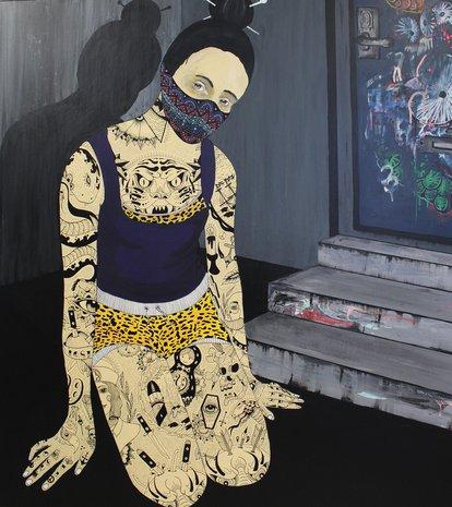Masked Women by Rune Christensen  (2)