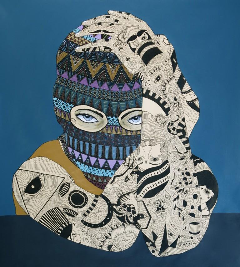 Masked Women by Rune Christensen  (3)