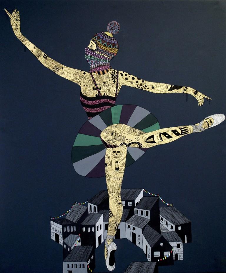 Masked Women by Rune Christensen  (5)