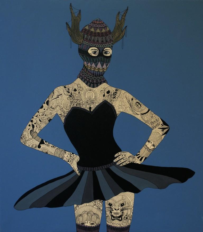 Masked Women by Rune Christensen  (6)