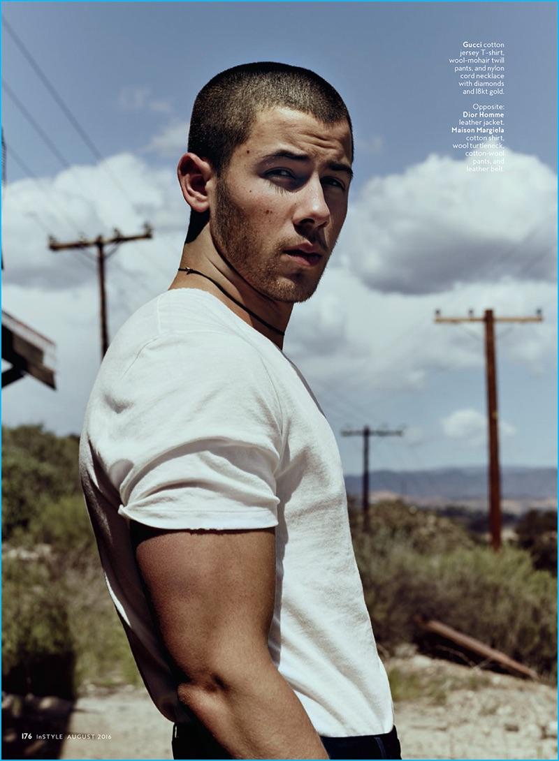 Nick Jonas by Billy Ballard (1)
