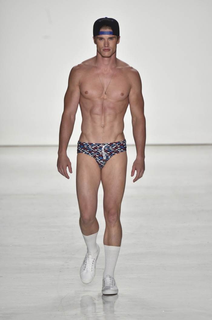 Parke & Ronen Men's RTW Fall 2016