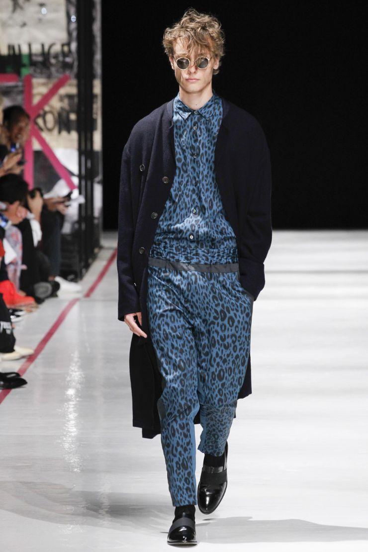 Robert Geller Menswear SS 2017 NYFW (1)
