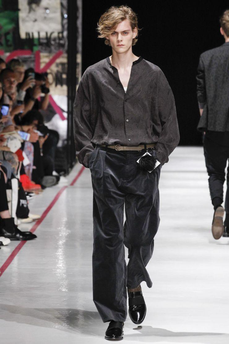 Robert Geller Menswear SS 2017 NYFW (4)