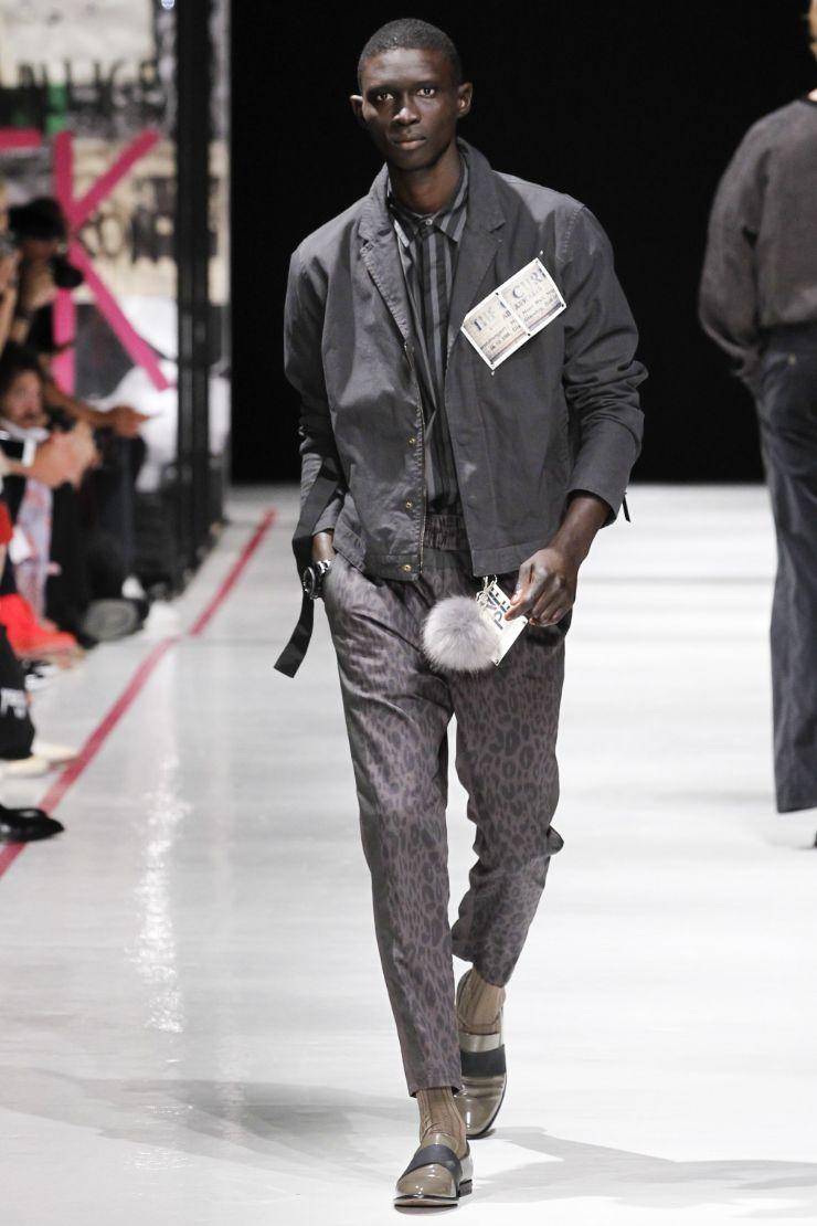 Robert Geller Menswear SS 2017 NYFW (5)