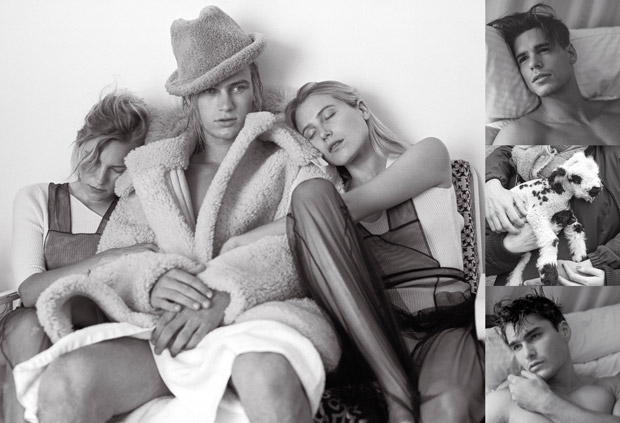 Wolves In Sheep's Clothing by Bruce Weber (2)