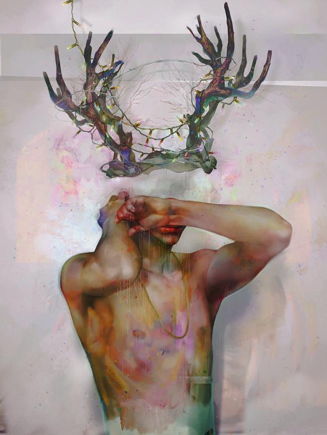 Digital Paintings by YDK Morimoe (1)