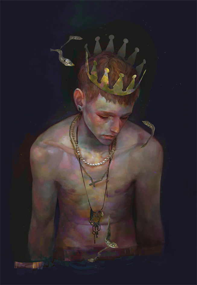 Digital Paintings by YDK Morimoe (10)
